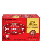 Community Coffee K Cup Pod Cafe Special