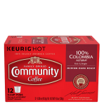 Community Coffee K Cup Pod Colombia Altura