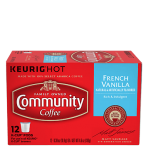 Community Coffee K Cup Pod French Vanilla